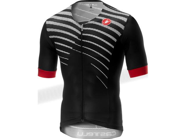 Castelli Free Speed Koszulka rowerowa Mężczyźni, black/black